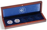 Ecrin VOLTERRA pour les 5 pièces de 2 euros allemandes commémoratives de Hesse (2015)