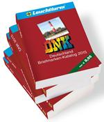 Briefmarken-Katalog DNK *Deutschland seit 1849, Ausgabe 2015
