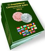 Catálogo del Euro de las monedas y billetes 2015, inglés
