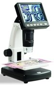 Microscope digital LCD, grossissement x 10 à x 500