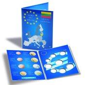 Pochette pour 1 série d'euros de Lituanie