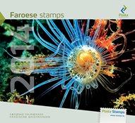Îles Féroé - Livre Annuel 2014 - Livre annuel