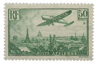 France 1936 - YT PA14 - Poste aérienne neuf sans charnière
