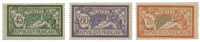 Frankrig 1907 - YT 143/45