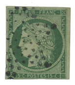 France - YT 2b - Oblitéré