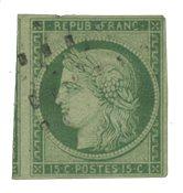 France 1850 - YT 2 - Oblitéré