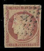 France - YT 6A - Oblitéré