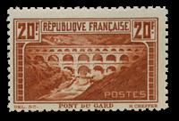 Frankrig 1930 - YT 262B - Ubrugt