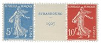 France 1927 - YT 242A - Neuf sans charnière