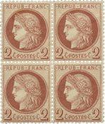 France 1872 - YT 51 - Neuf sans charnière