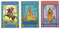 Algérie - Série neuve - YT 434-36