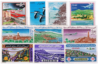 Algérie - Série neuve - YT PA15-24