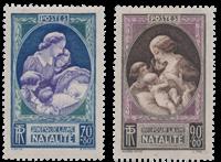 Frankrig 1939 - YT 440/441 - Ubrugt