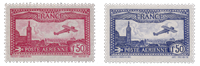 France 1930 - YT A5/A6 - Unused