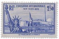 Frankrig 1940 - YT 458 - Ubrugt