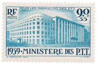 France 1939 - YT 424 - Neuf avec charnière