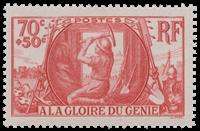 Frankrig 1939 - YT 423 - Ubrugt