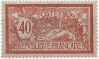 France 1900 - YT 119 - Neuf avec charnière