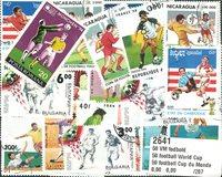 50枚足球世界杯