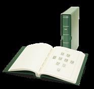 Spanien - SF fortryksalbum 1850-1938 - Leuchtturm