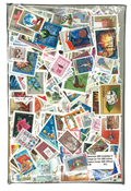 Østeuropa 2000 forskellige frimærker
