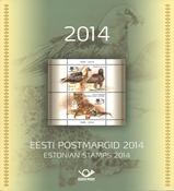 Estonia - Yearpack 2014 - Year Pack 2014