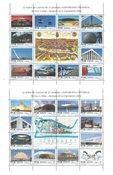Spanien 1992 - EXPO 92 - 2 miniark - Postfrisk