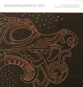 Norge - Hæfteårsmappe 2014 - Flot årsmappe