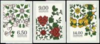 Denmark - Winter poetry - Mint set 3v