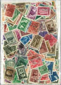 Hungary - Duplicate lot with 1000 stamps issued prior to 1950