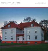 挪威新邮, 2014年新邮年折