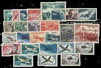 Frankrig - Luftpost YT 16-41 - Ubrugt