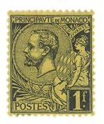Monaco 1891-97 - Neuf - YT 20