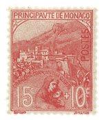 Monaco 1919 - Neuf - YT 29