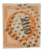 Frankrig 1853 - YT 16a - Stemplet