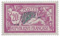Frankrig - YT 208 - Postfrisk