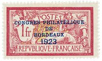 France 1923 - YT 182 - Neuf avec charnière