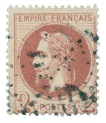 France 1863 - YT 26 - Oblitéré