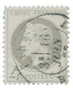 France 1863 - YT 27 - Oblitéré