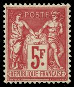 Frankrig 1925 - YT 216 - Ubrugt