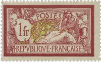 Frankrig - YT 121 - Postfrisk