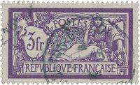 Frankrig 1925 - YT 206 - Stemplet