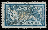 Frankrig 1900 - YT 123 - Stemplet