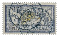 France 1900 - YT 122 - Oblitéré