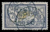 Frankrig 1900 - YT 122 - Stemplet