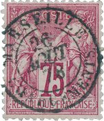 France 1876 - YT 71 - Oblitéré