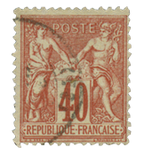 France 1876 - YT 70 - Cancelled