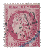 France 1871 - YT 57 - Cancelled