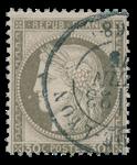 France 1871 - YT 56 - Oblitéré