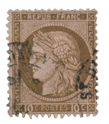 France 1871 - YT 54 - Cancelled